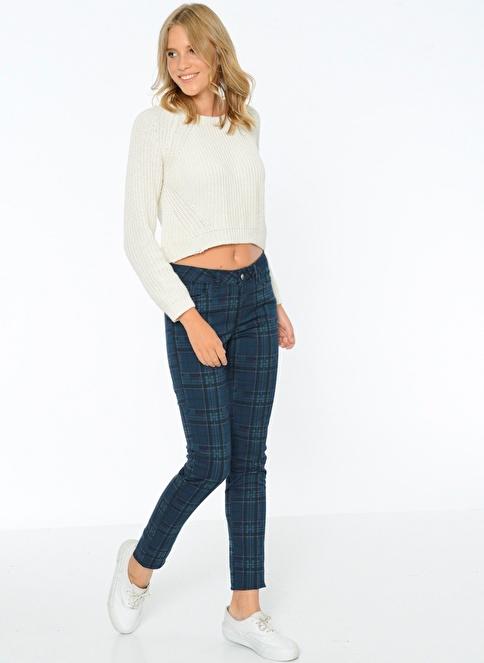 Lee Cooper Pantolon | Amy - Skinny Yeşil